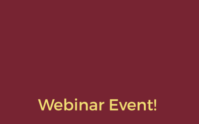 Supplemental Training…Webinars