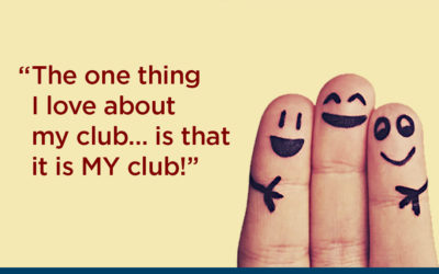Officers Love Their Clubs