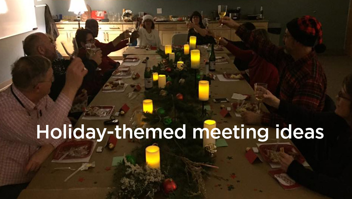 Holiday-Themed Toastmaster Meeting Ideas