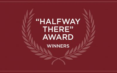 """Halfway there"" award winning clubs announced!"