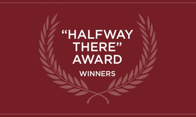 """""""Halfway there"""" award winning clubs announced!"""