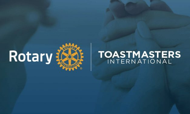 New Partnership Between Toastmasters International and Rotary Club