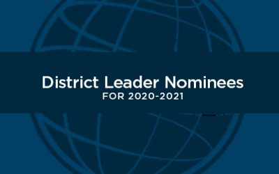 District Leader Nominees