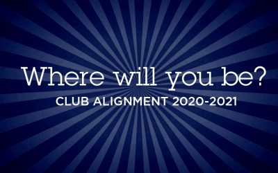 CLUB ALIGNMENT FOR 2020-2021!