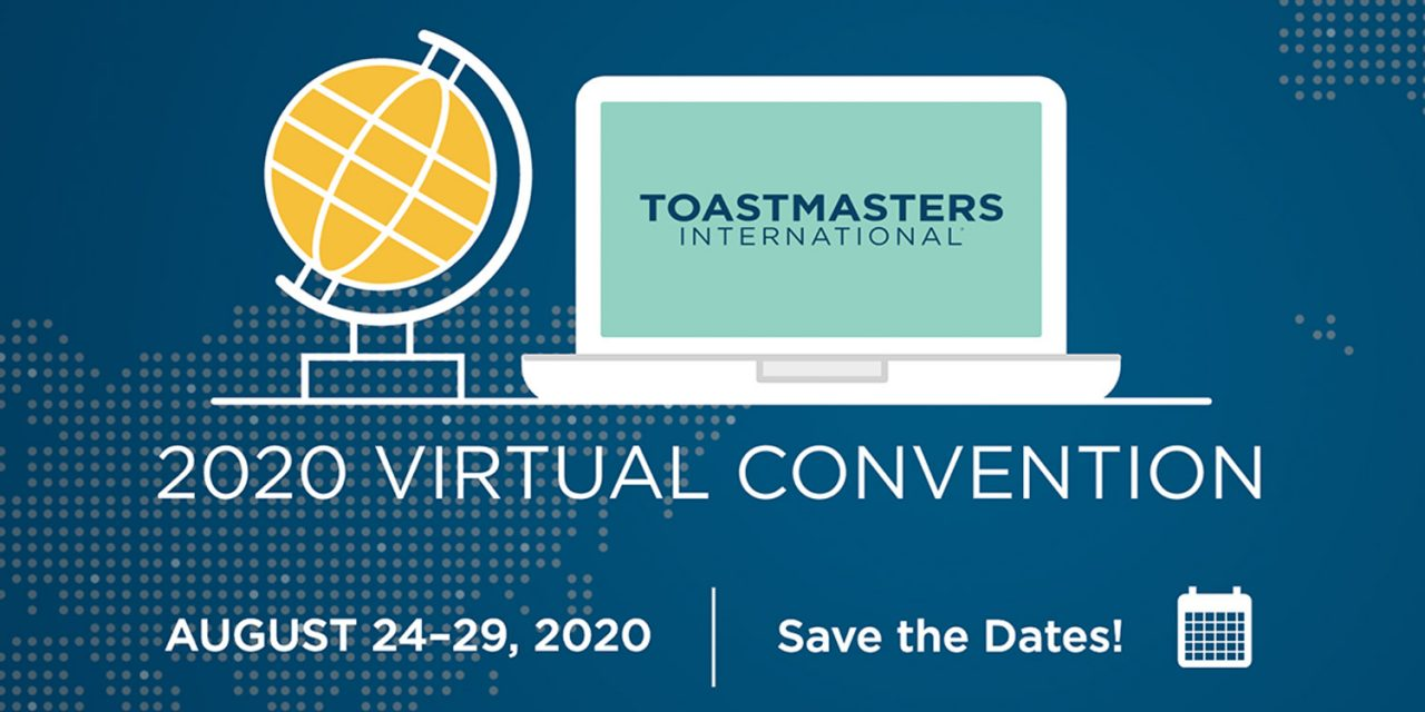 International Convention Goes Virtual