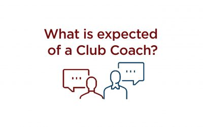 What is Expected of a Club Coach?