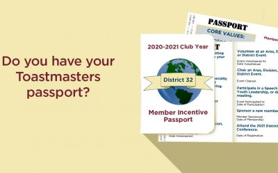 D32 Member Incentive Passport