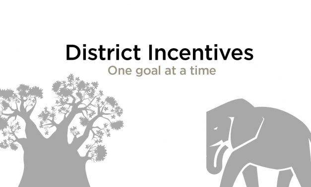 Incentives for D32 Clubs: One Goal at a Time