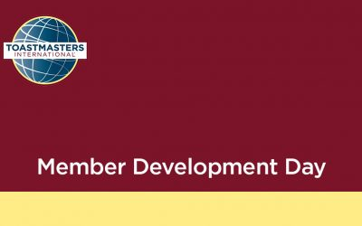 One Down, Two to Go – Member Development Days