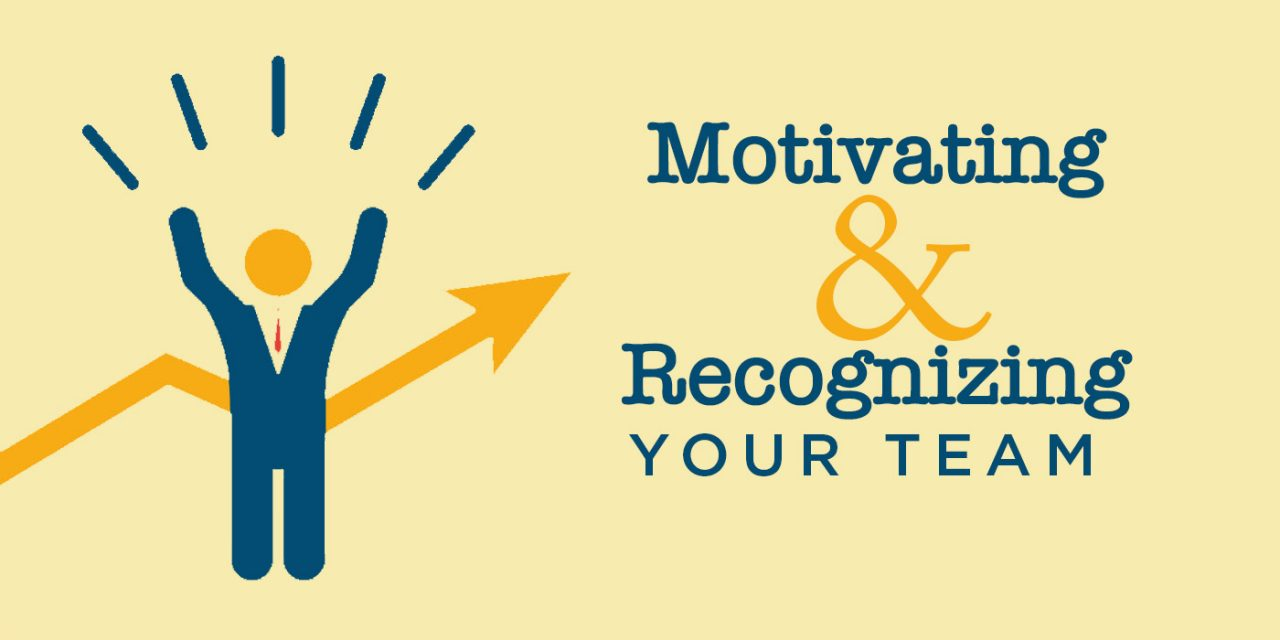 Improving Motivation and Recognition Skills: Points to ponder