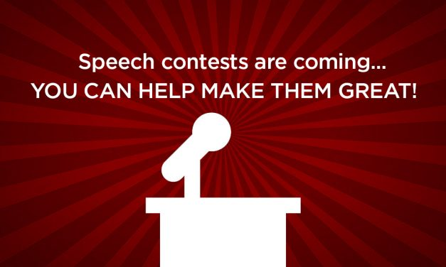 The contests are coming!  Help make them great!