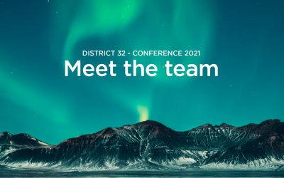Meet the Conference Team!