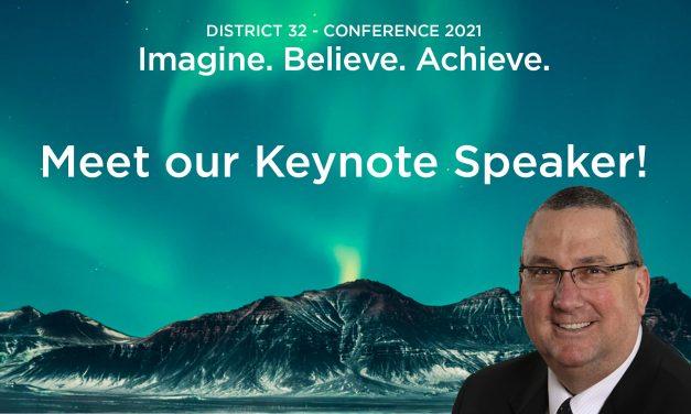 Conference Keynote Speaker