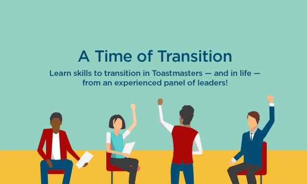 Workshop: A Time of Transition