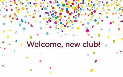 New Club alert! Welcome to D32!